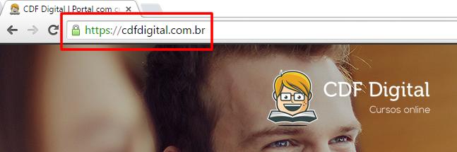 Certificado SSL instalado e funcionando