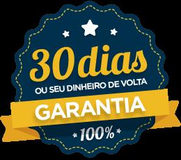 Selo de garantia de 30 dias