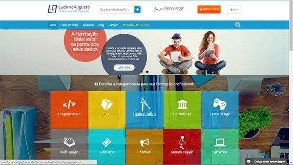 Games multiplayer com Unity 5 - Acesso completo ao portal do Luciano Augusto